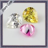 Beautiful Colorful Cubic Zirconia Gemstones Loose Beads