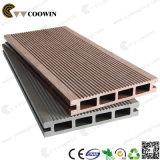 White Antiseptic Wood Plastic Composite Outdoor Deck Floor WPC (TS-01)