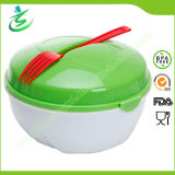 100% Food Grade Salad Bowl with Fork