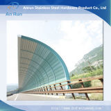 Noise Barrier / Sound Barrier Wall /Highway Soundproof Wall