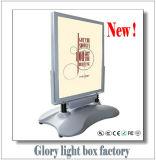 Slim Light Box with Batteries Power
