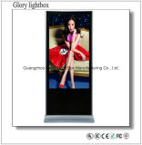 55 Inch Self-Standing LCD TV/Digital Display/Ad Media Player