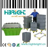 Plastic Crate Dolly for Logistic Crate