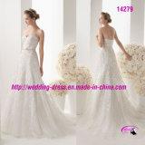 Sweetheart Bridal Wedding Dress with Belt