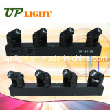 4 Moving Heads 10W LED Beam Party Light