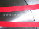 High Quality Red Polyester Ribbon for Sale