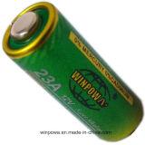 30~110 dB Adjustable Volume Wireless Doorbell 12V Alkaline Battery 23A