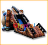 3 in 1 Shipwreck Air Jumper Combo/Kids Inflatable Bouncer Bb013