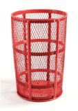 Mesh Trash Can, Used Household, Hotels and Public Places