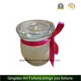 Flameless LED Jar Candle with Remoted Control Tmer