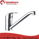 High Quality Brass Body Zinc Handle Single Lever Kitchen Mixer