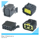 Plastic Electrical Wire Connectors 8 Pin