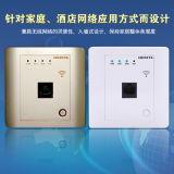 Wireless Router Hotel WiFi Ap, Embedded Metope Wireless Router