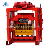 Qt4-35 Mini Small Hand Press Cement Brick Block Making Machine