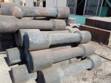 Forged Carbon Steel 1045 Shaft for Chemical Fitting