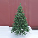 Decorative PE Christmas Tree, Made of Plastic/PVC/PE