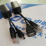 Poe Splitter Micro USB Interface 5V 2.4W Power for iPad Female USB Poe Splitter