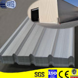 Trapezoid Steel Roofing Sheets Metal for Wall Roof (RS010)
