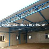Standard Prefabricated Structural Steel House Buildings
