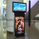 65 Inch Air Port Double Side LCD Digital Monitor