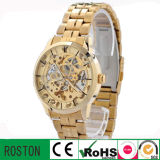 Good Price Skeleton Automatic Mechanical Watch