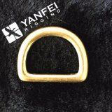 Solid Brass D Ring Supplier