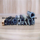 EPDM Rubber Extrusion for Window Seal Strip