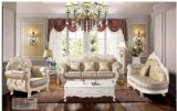 New Classic Royal Style Fabric Sofa for Home Furniture (168-5)