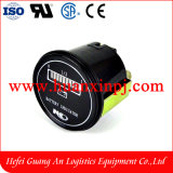 36V Round Shape Chinese Manufactured Battery Indicator/Timer/Counter Ddlb-36V