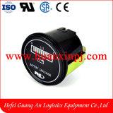 36V Round Shape Chinese Manufactured Battery Indicator/Timer/Counter Ddlb-36V