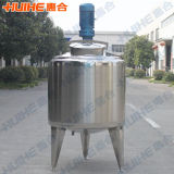Stainless Steel Milk Mixing Tank (600L)