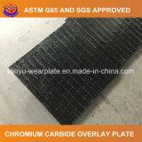 Chromium Carbide Hardfaced Wear Plate