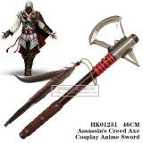 Assassin′s Creed Axecosplay Anime Sword Axe