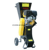 6.5HP Gasoline Powered Wood Chipping Machine
