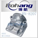 Bonai Engine Spare Part Isuzu 6D34 Thermostat Housing (ME110026)