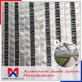 Shade Rating 50%~90% Inside Aluminum Shade Screen for Greenhouse