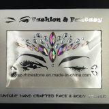 Face body sticker catalogue