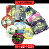 Acrylic Poker Chip Set (760PCS) (YM-FOCP001)
