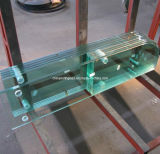 Clear or Tinted Heat Strengthened Glass Door