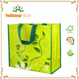 Recyclable Eco-Friendly Customized Laminated PP Woven Shopping Bag