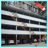 2 3 4 5 6 7 8 Floor Automatic Parking System
