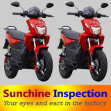 Electric Scooter Inspection and Quality Control Service in Zhejiang / Third Party Inspection Services in All China