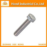 Stainless Steel 304 316 410 Hex Head Bolt