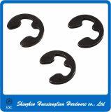 DIN 6799 Black Finish E Ring Clip Washer
