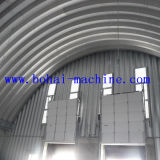 Bohai Screw-Jointed Steel Arch Roof Forming Machine