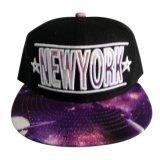 New Custom Snapback Baseball Cap with Nice Embroidery Gj1744