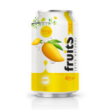 330ml Canned Mango Juice-Vietnam Manufacturer-OEM Fruit Juice-From Rita Brand