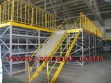 Storage/Warehouse Metal Mezzanine Rack/Loft Rack (JW-HL-825)