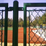 PVC Coated Chain Link Fence (2M*4M)