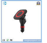 Qi Stardard Fast Charging Vehicle-Mounted Magnetic Location Wireless Car Charger